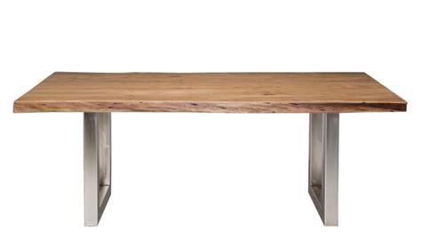 skandinavische tische kare tisch nature line 195 x 110 cm massivholz akazie