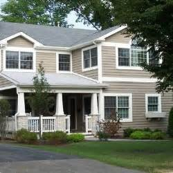 tan house colors tan exterior gray roof white trim exterior house color