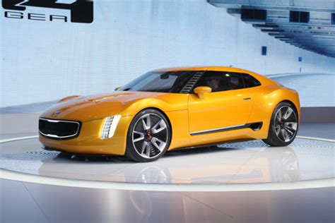 kia s sports car concept is the hour at bizzee
