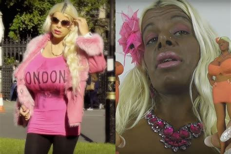 martina big skin white turns black with chemical and weaves