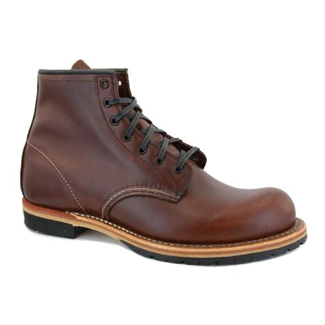 mens redwing boots wing beckman 09016d mens laced leather boots