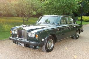 Rolls Royce Silver Shadow Mk2 Cambridge Car Prestige Vehicle Hire
