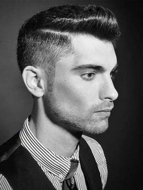 mens fifty hairstyles 50s hairstyles for men