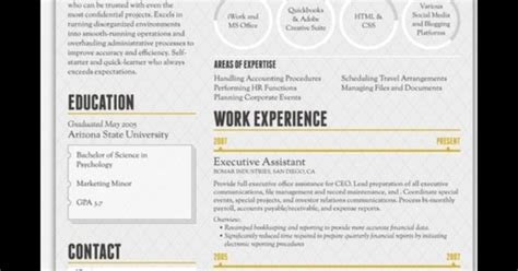 how to spice up your resume various trusper tip clever ideas