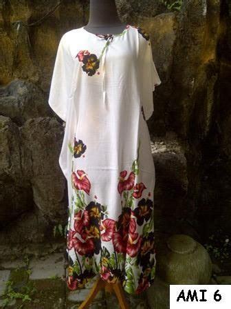 Gamis Jumbo Size Sd 1 baju bali murah daster ami big size
