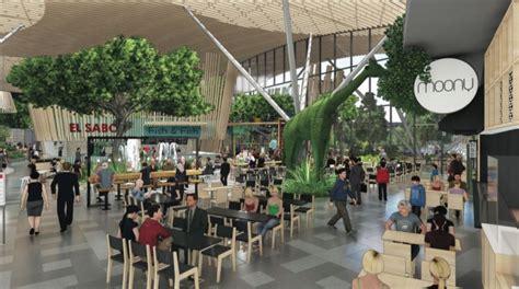 food court design concept corvin cristian food court concept