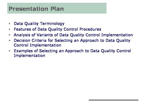 pin data quality project phases document sle on pinterest