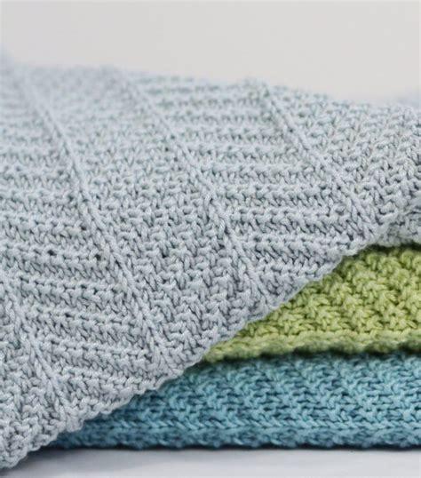 knitting blanket knitting pattern for 4 row repeat baby blanket