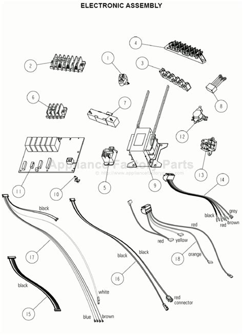 fisher paykel dishwasher parts diagram parts for os302 fisher paykel electric ranges