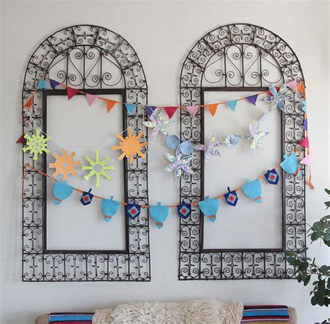 jewish home decor make a place for seasonal holiday decorations creative jewish mom
