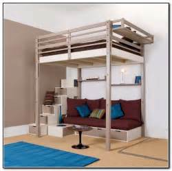 Loft Bed Size by Plans For Loft Bed With Steps
