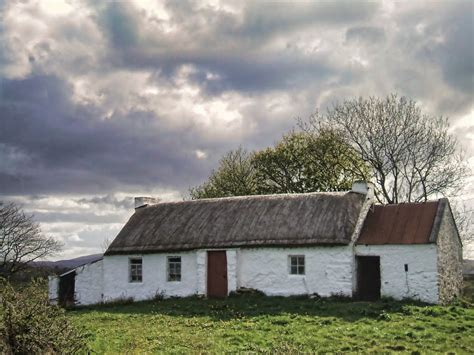 Thatched Cottage Donegal by Panoramio Photo Of Thatched Cottage Co Donegal