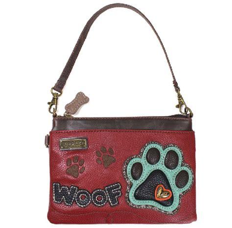 puppy purse charming chala puppy paw print woof mini crossbody bag handbag purse ebay