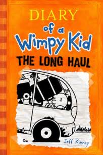 Diary of a wimpy kid the long haul book 9 wimpy kid