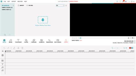 tutorial menggunakan filmora install cepat wondershare filmora 2017 komputer jaringan