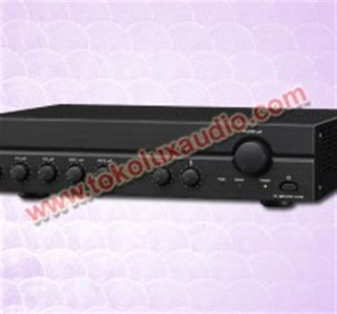 Mixer Lifier Toa Za 2120 li toa za 2120 toko jual aneka sound system terlengkap