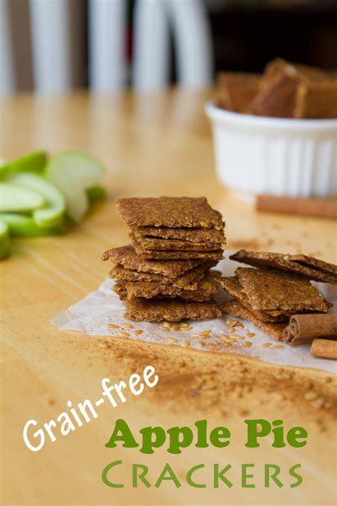 whole grains hurt my stomach apple pie crackers grain free nut free healthful pursuit