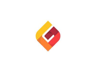 uni fg lettere g monogram logo design by dalius stuoka dribbble