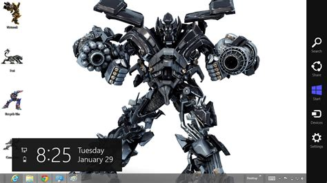 theme windows 7 transformers 4 transformers prime theme for windows 8 ouo themes