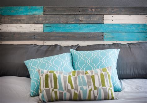 turquoise headboard wooden headboard with turquoise accents