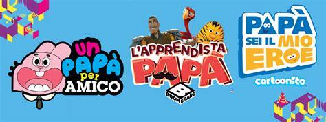 Calendario Cartoonito Festa Pap 224 2017 Su Network Boomerang Boing E