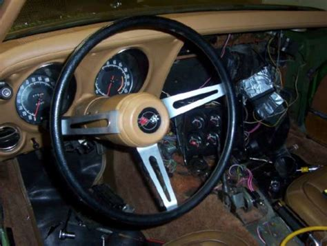 C3 Corvette Interior Restoration by C3 Corvette Forum Interior Restoration