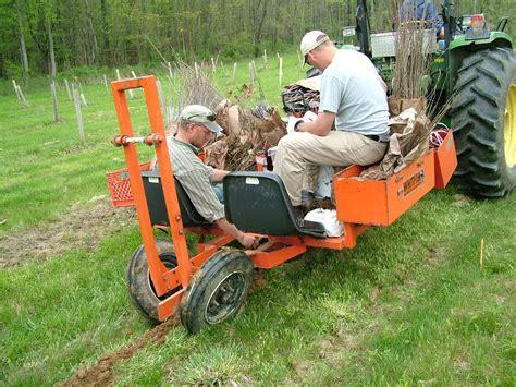 Tree Planter Machine by December 2016 Htirc