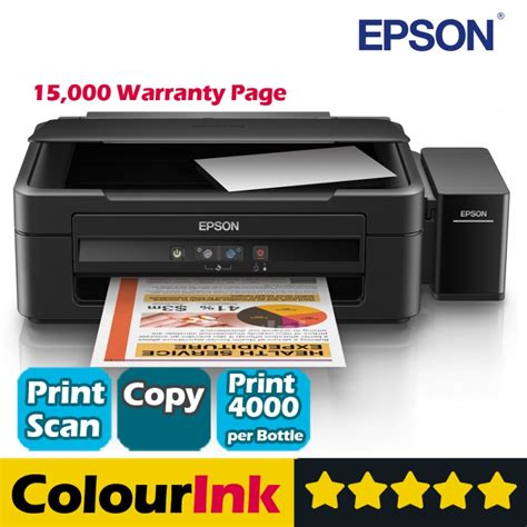 Cartridge Printer Epson L210 epson l360 original ink tank system 3 in 1 inkjet printer inkjet printer