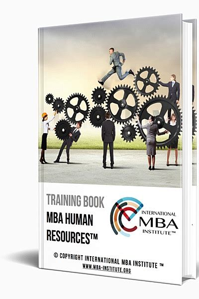 Mba Hr Books by Mba Human Resources Degree International Mba