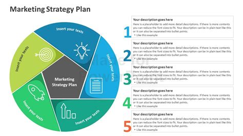 Marketing Strategy Plan Editable Powerpoint Template Marketing Strategy Template Ppt