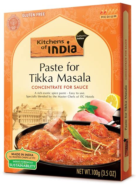 Kitchens Of India Paste by Kitchens Of India Paste Butter Chicken Curry