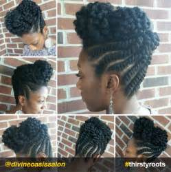 flat twist updo hairstyles pictures 13 natural hair updo hairstyles you can create