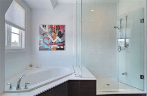 corner bathtub with shower combo fresh designs built around a corner bathtub