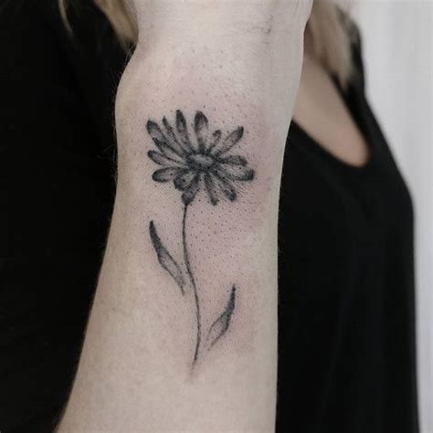 daisy tattoos design ideas daisy flower tattoos meaning