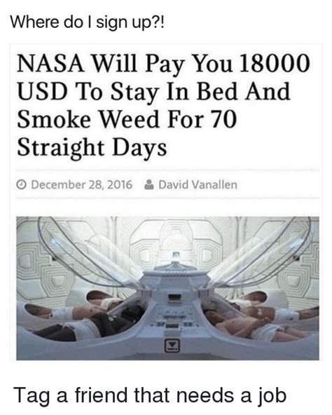 sign up for nasa bed rest study nasa will pay you to stay in bed 28 images nasa is