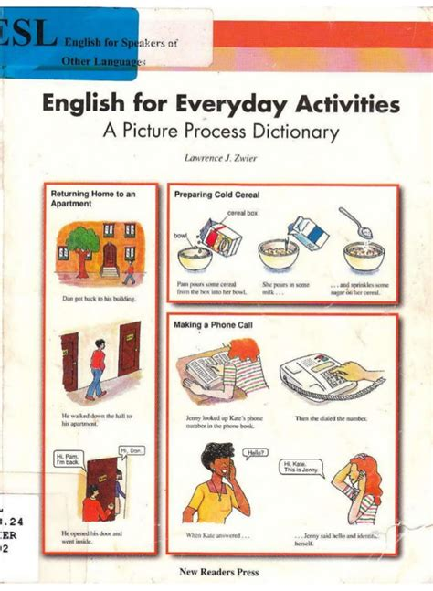 activities for for everyday activities