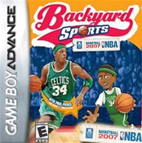 backyard basketball gba backyard basketball 2007 game boy advance ign