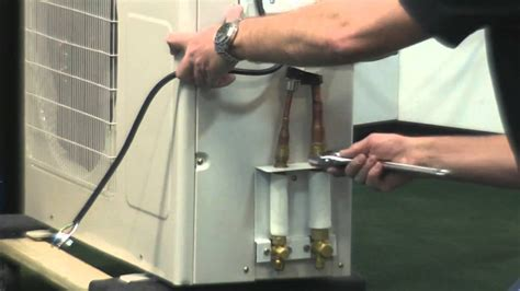 Evaporator Ac Daikin ideal air mini split installation