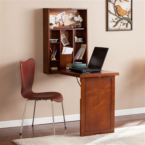 Wall Mounted Folding Desk by Blvd Darryl Fold Wall Mount Desk Ebay