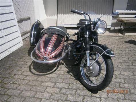 Motorrad Bmw R51 3 Kaufen by Bmw Gespann R51 3 Mit Steib 500 Seitenwagen In
