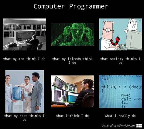 Meme Programmer - computer programmer what people think i do what i