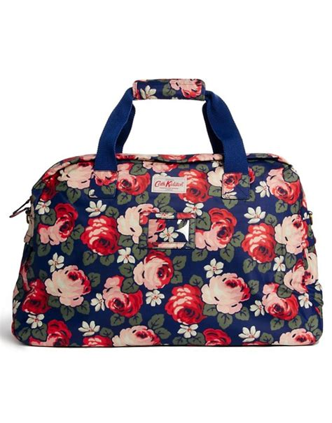 Cath Kidston Large Business Traveller Bag cath kidston cath kidston travel bag matt coated