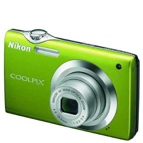 Kamera Olympus 4x Wide nikon s3000 digital green 12mp 4x wide optical zoom 2 7 inch lcd refurbished