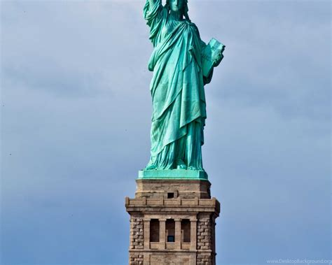 usa  statue  liberty hd wallpapers desktop background