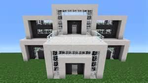 build a mansion minecraft tutorial how to make a quartz house 4 youtube