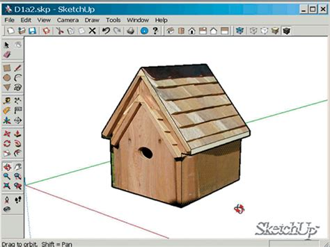drape tool sketchup first look review sketchup 5 cadalyst