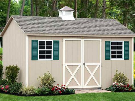 gable style shed cape  fence company
