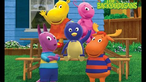 Backyardigans Original Cast The Backyardigans Escape From Fairytale