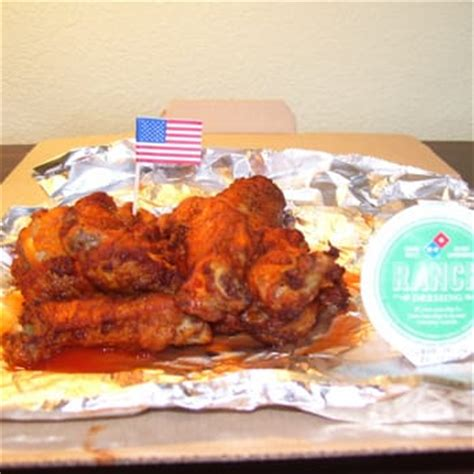 domino pizza wings domino s pizza pizza huntsville al reviews photos