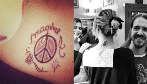 imagenes de tatuajes de violetta el nuevo tatuaje de quot violetta quot martina stoessel lo mostr 243